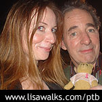 Harry Shearer and Judith Owen